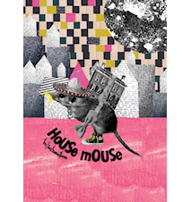 House mouse plakat