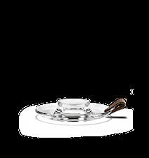 DWL kynttilänjalka kirkas 17 cm