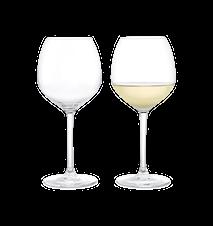 Premium Hvidvinsglas, 2 stk., 54 cl