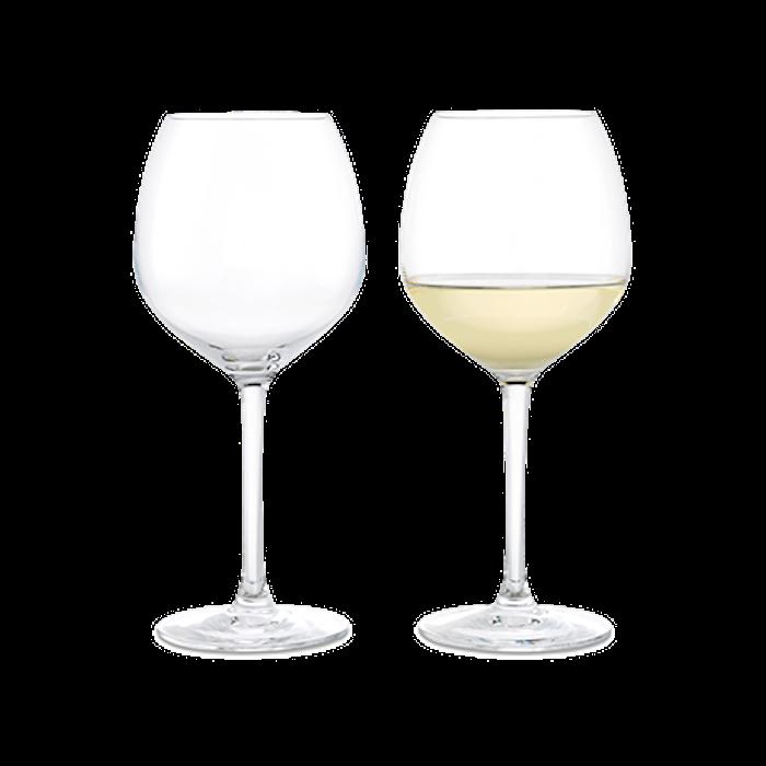 Premium Vitvinsglas 54 cl klar 2 st.