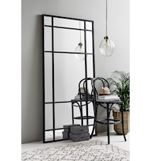 SPIRIT Iron Wall 204 cm - Svart