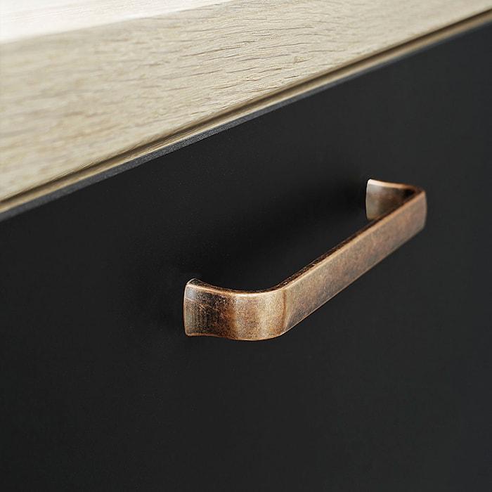 Håndtag Common antik kobber