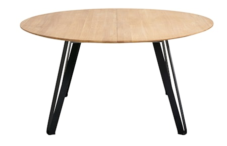 Space Natural Round Matbord Ek