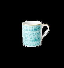 Glaze Print Tasse 35 cl Porzellan Grün