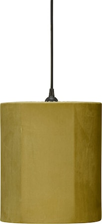 Lámpara de techo con pantalla Classic mostaza