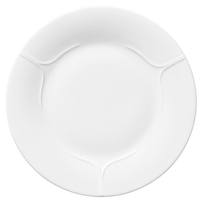 Pli Blanc Tallrik 26 cm