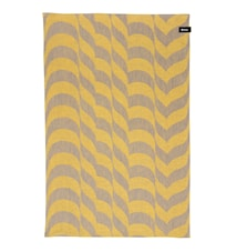 Iittala Kitchen Towel 47x70 cm linen/Yellow