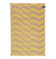 Iittala keittiöpyyhe 47x70 cm pellava / keltainen