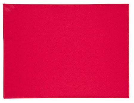 Bordstablett Röd 40x30 cm
