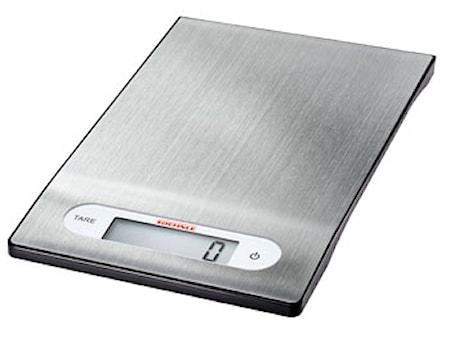 Køkkenvægt Rustfri stål 21,3cm x 13,5cm x 1,4cm