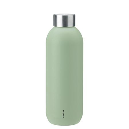 Keep Cool Vakuum Vattenflaska 0,6 L seagrass/steel