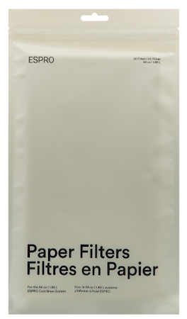 Cold Brew Pappersfilter  Pappersfilter För Kallt Brygg