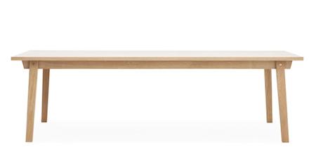 Slice Bord Ek 90x250 cm