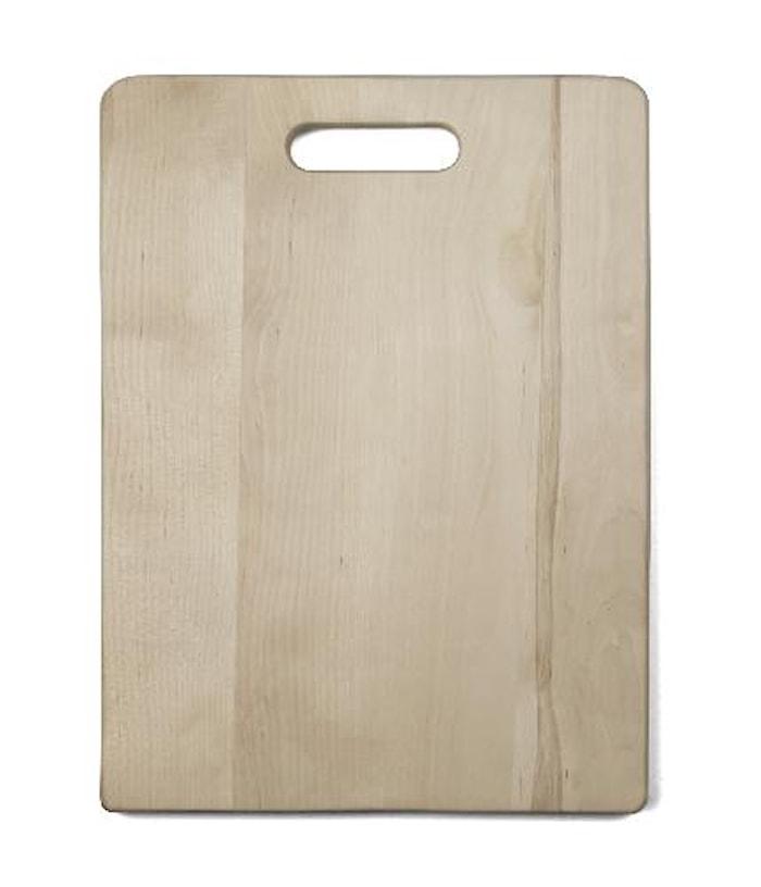 Skærebræt med greb 40x30 cm