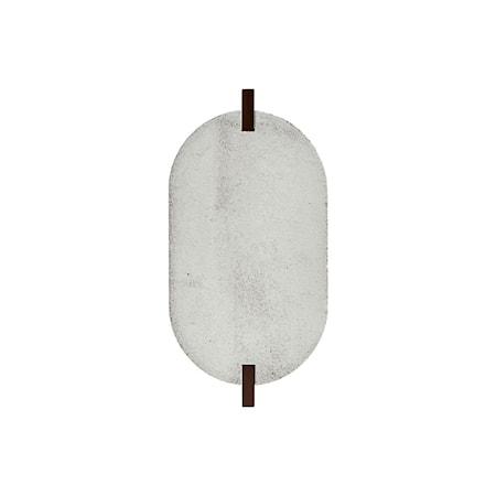 Underlägg Truvet Ljusgrå 15 cm