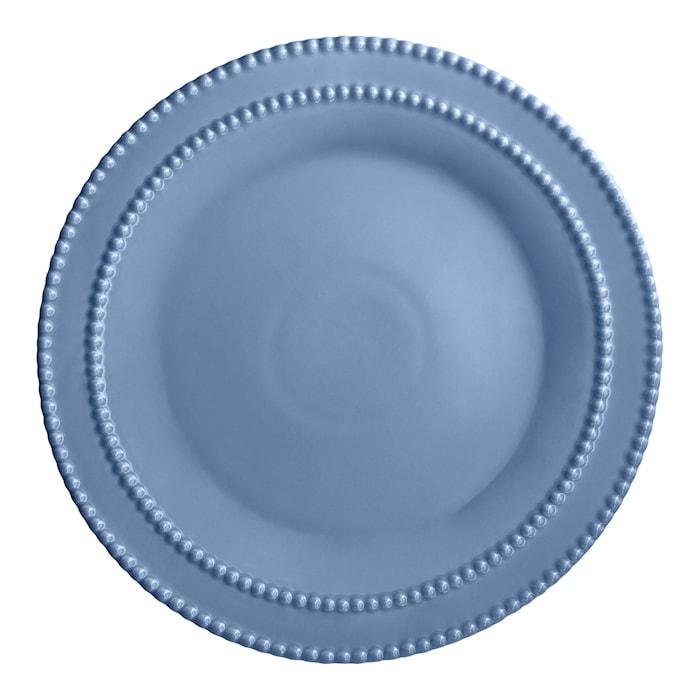 Kakefat 35 cm Dueblå