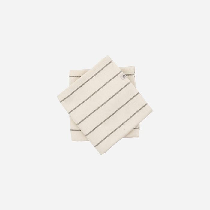 Handduk Bath Casa Off-White 50x70 cm