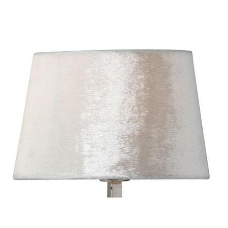 Lola 20 cream lampeskjerm