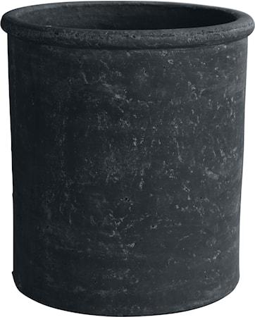 Ruukku d28,5 h30,5 cm musta