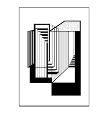 Illustration Stairs A3