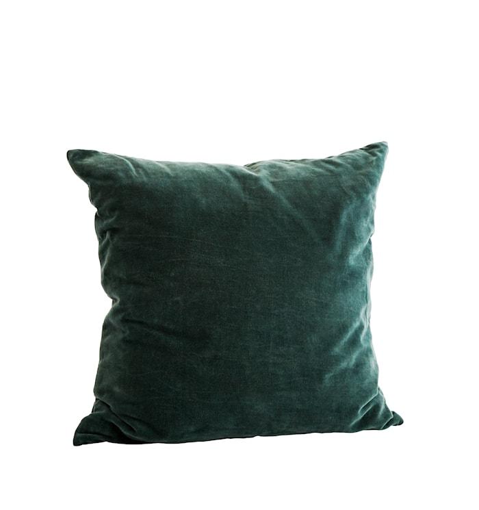 Putetrekk 50x50 cm - Grønt
