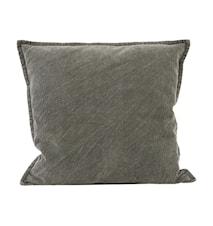 Housse de coussin Cur gris foncé 50 x 50 x 50 cm