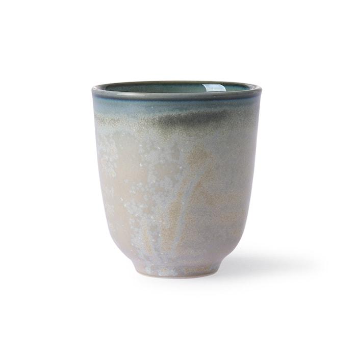 Home Chef Ceramics Mugg grey/Green