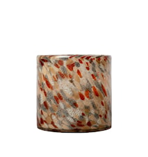 Vas/ljuslykta Calore Multicolour 15 cm