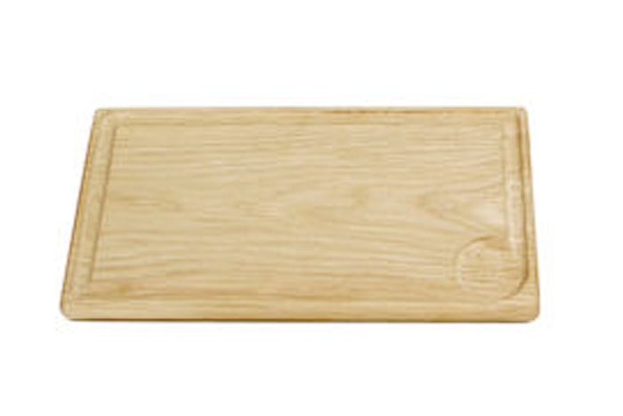 Planksteksbräda 32x17 cm