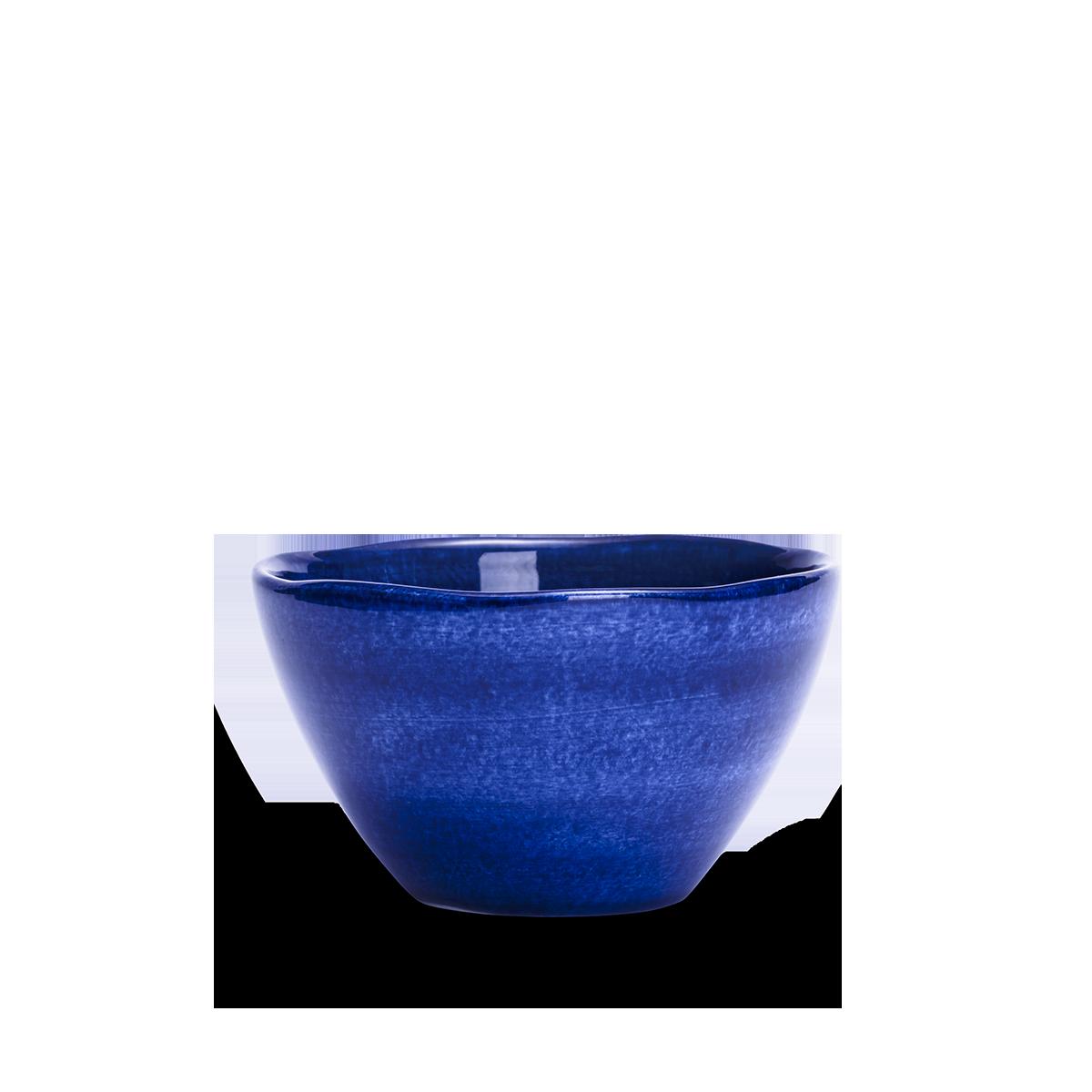 Organic Skål Blå 12 cm