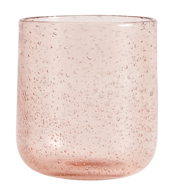 Marco Vattenglas Ljus Rosa