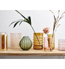 Vase Brown Glass