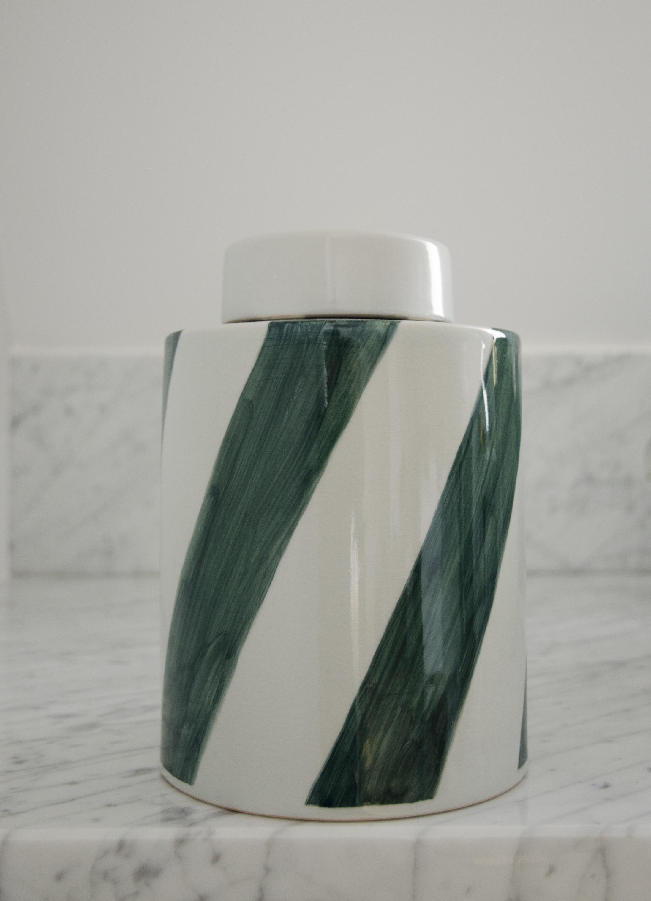 Flow keramikburk – Celadon medium