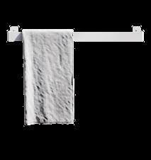 Handdukshängare Towel Hanger Vit