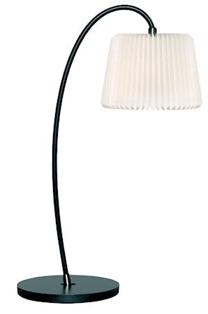 SNOWDROP 320 Bordslampa inkl. Skärm silk Vit