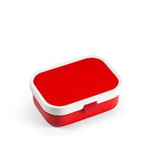 Lounaslaatikko lokeroilla Campus punainen Mepal