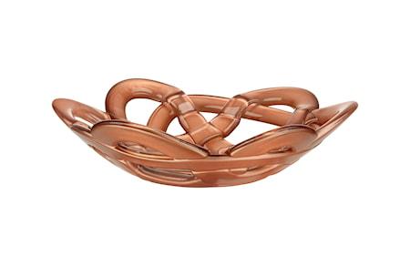 Basket Kobber Skål Ø 30 cm