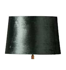 Lola 33 cm lampeskjerm - Sage