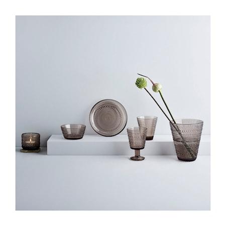 Kastehelmi Bowl Linen 23 cl