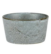Ramekin Ø11 H6 grå stein Bitz