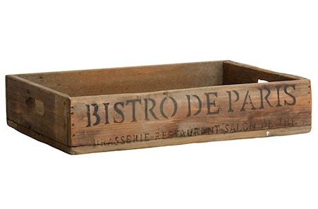 Træbakke Bistro de Paris