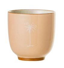 Kaffeetasse Palm