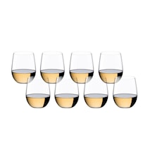 O Wine Viognier/Chardonnay 8-pack