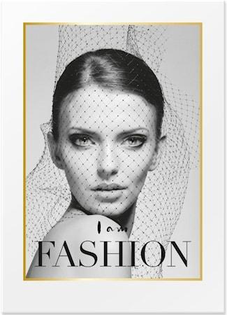 I am fashion poster – 50x70