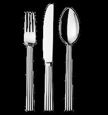 Bernadotte GiftBox Barnset Rostfritt stål Mirror