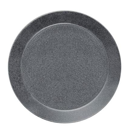 Teema Teller 26 cm Grau