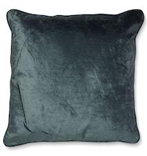 Tyynynpäällinen 50x50 Velvet/Linen Twilight Blue