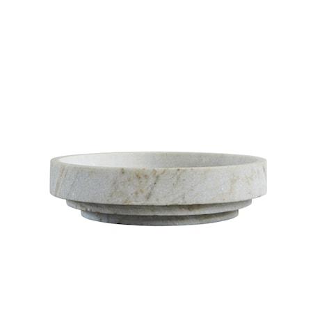 Step Skål Vintage Marble