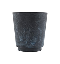 Kukkaruukku Marble Effect Ø 24x26 cm - Sininen