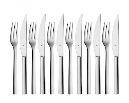 Nuova steakbestick/grillbestick 23 / 21 cm